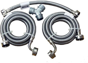 WS5SS-STM Steam Dryer Install Kit, 2 Hose