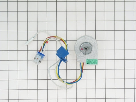GE WG03F01503 EVAP FAN MOTOR WITH SENSOR