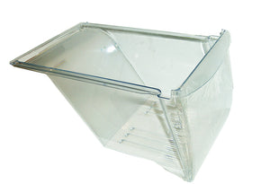 240337103 Frigidaire Refrigerator Crisper Pan / Vegetable Drawer - clear