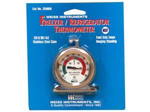 ST03 Refrigerator and Freezer Thermometer