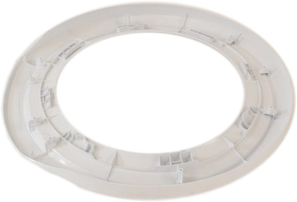 DC63-01697A Samsung Washer Outer Door Cover, White