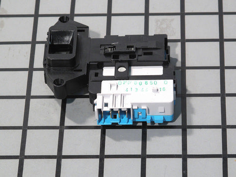 EBF49827801 LG Washer Door Lock and Switch Assembly