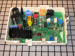 EBR78263901 LG Washer Electronic Main Control Board, PCB Assembly