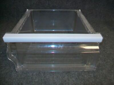 DA97-12726A Samsung Refrigerator Vegetable Case Assembly, Right
