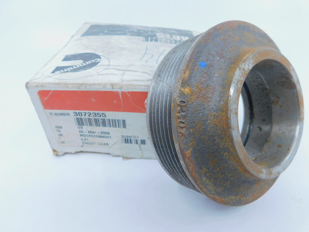 CUMMINS 3072355   Oem Nos Idler Pulley