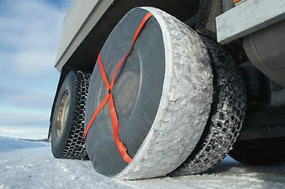 Autosock AL79-2 Snow Sock Set 10R22.5 275/80R22.5 295/75R22.5 305/70R22.5