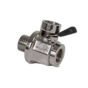 EZ Oil Drain Valve EZ211S With Nipple Cummins ISX and Detroit DD13 DD15 DD16
