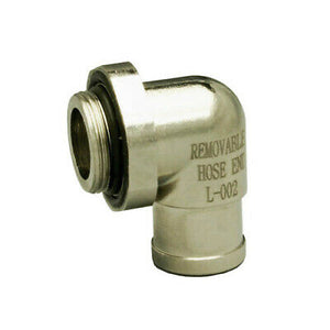 EZ Oil Drain Valve EZ-204L Cat 3116 3208 3126B 3126E C6 C7 C9 3/4-16UNF thread