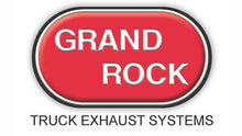 "Load image into Gallery viewer, Grand Rock Exhaust M-131 MUFFLER, 4""ID/ID"