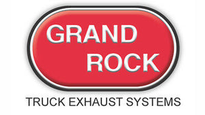 "Grand Rock Exhaust M-131 MUFFLER, 4""ID/ID"