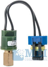 Load image into Gallery viewer, MEI Airsource 1459 High Pressure A/C Switch Kenworth