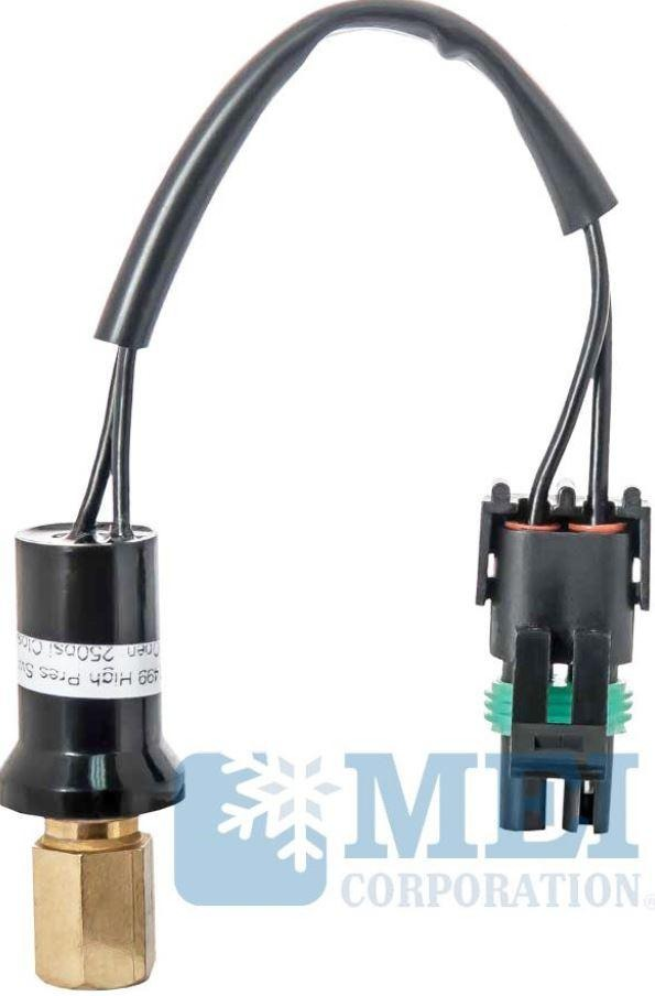MEI Airsource 1499 High Pressure Switch Freightliner