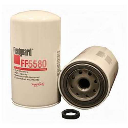Fleetguard FF5580 Fuel Filter Cummins QSC QSL