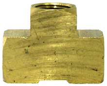 "Load image into Gallery viewer, Tectran 101-C 3/8"" Brass Tee"