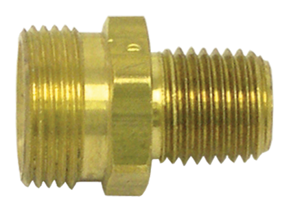 Tectran 161201 Brass Swivel Adapter  3/8