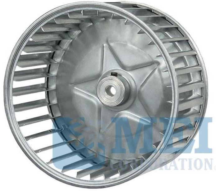 MEI Airsource 3675 Heater Blower Wheel