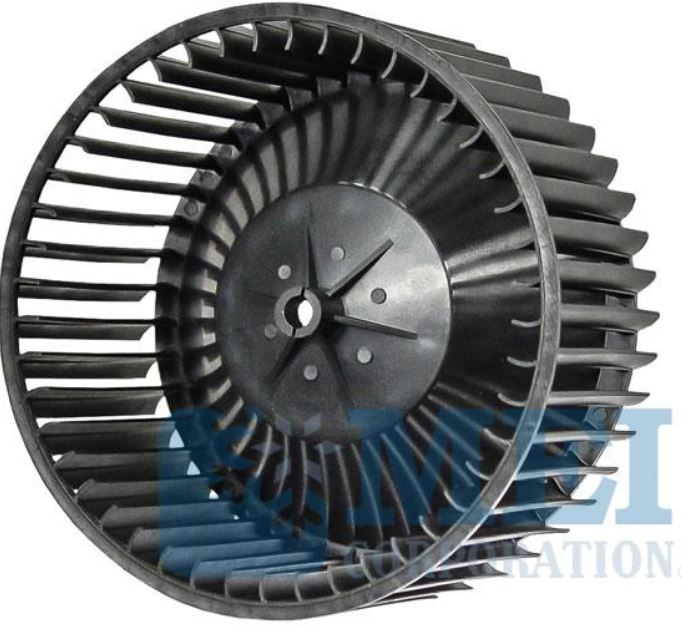 MEI Airsource 3741 Heater Blower Wheel Navistar International