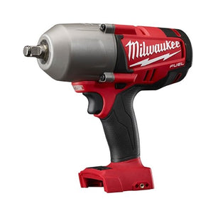 "(USA Warehouse) Milwaukee 2763-20 M18 Cordless Li-Ion 1/2"" HighTorque Impact Wrench w/Ring, Bare -/PT# HF983-1754388723"