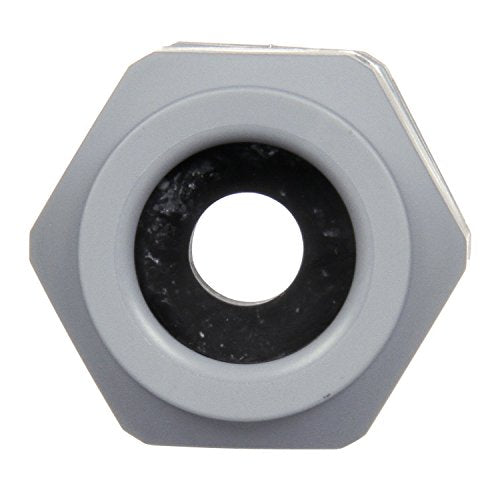 Truck-Lite 50840 Compression Fitting (Super 50, 2 Conductor, , Gray Pvc, 0.375 In.)