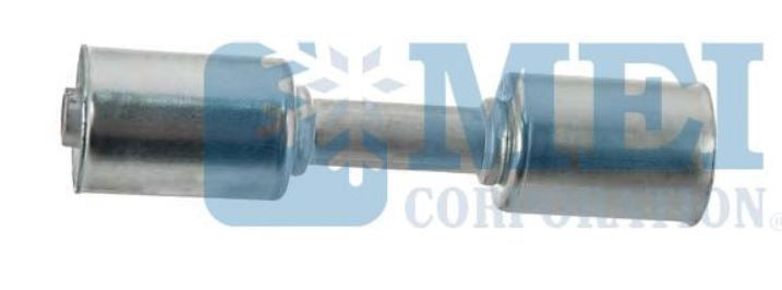 MEI Airsource 4479 Crimp A/C, #8 Splice Fitting
