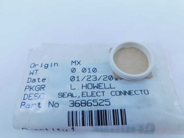 CUMMINS 3686525  OEM NOS Electrical Connection Seal