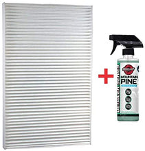 Load image into Gallery viewer, Renegade CAF1815P+P Luber-Finer CAF1815P Cabin Air Filter with Renegade Odor-Neutralizing Air Freshener (Mountain Pine) (Kit)