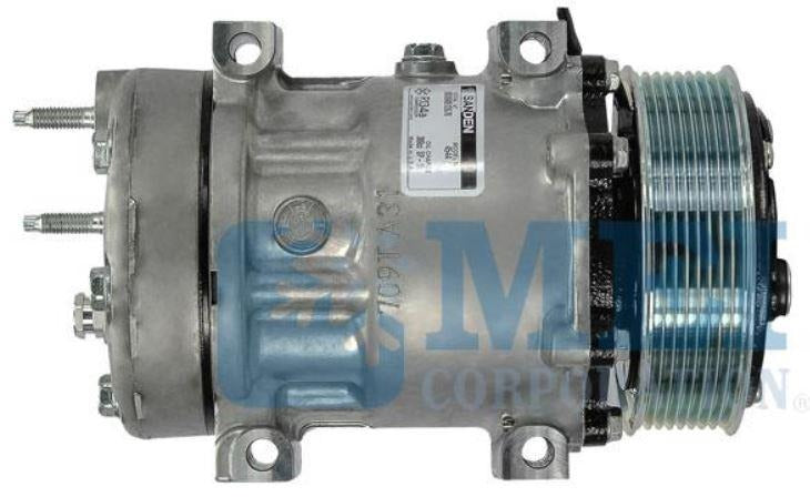MEI Airsource 5348 8-Groove A/C Compressor International