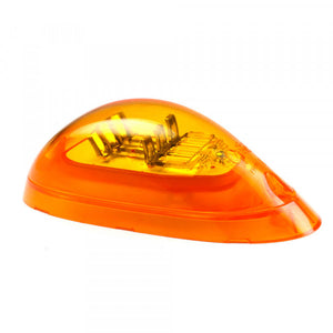 Grote 53493 SIDE TURN SURFACE MOUNT LED  Side Turn Marker Lights