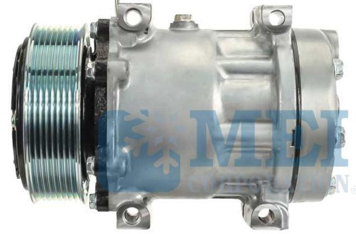MEI Airsource 5356 8-Groove Sanden A/C Compressor Ford/Sterling