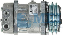 Load image into Gallery viewer, MEI Airsource 5373 2-Groove Sanden A/C Compressor Kenworth