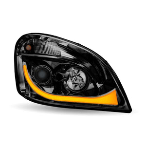 Trux TLED-H68/69 Freightliner Cascadia Raven LED Projector Headlight Set