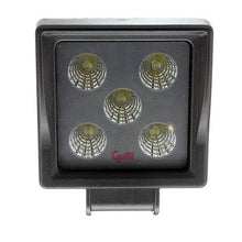 Load image into Gallery viewer, Grote BZ201-5 BriteZone LED Work Light Square 5 LEDs 1100 Lumen 9-32 Volts