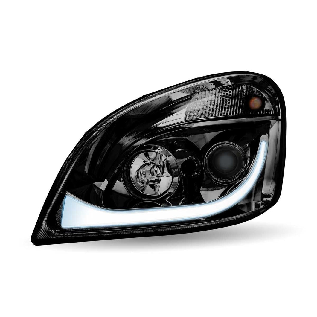Trux Accessories TLED-H68 Freightliner Cascadia Raven LED Projector Headlight LH