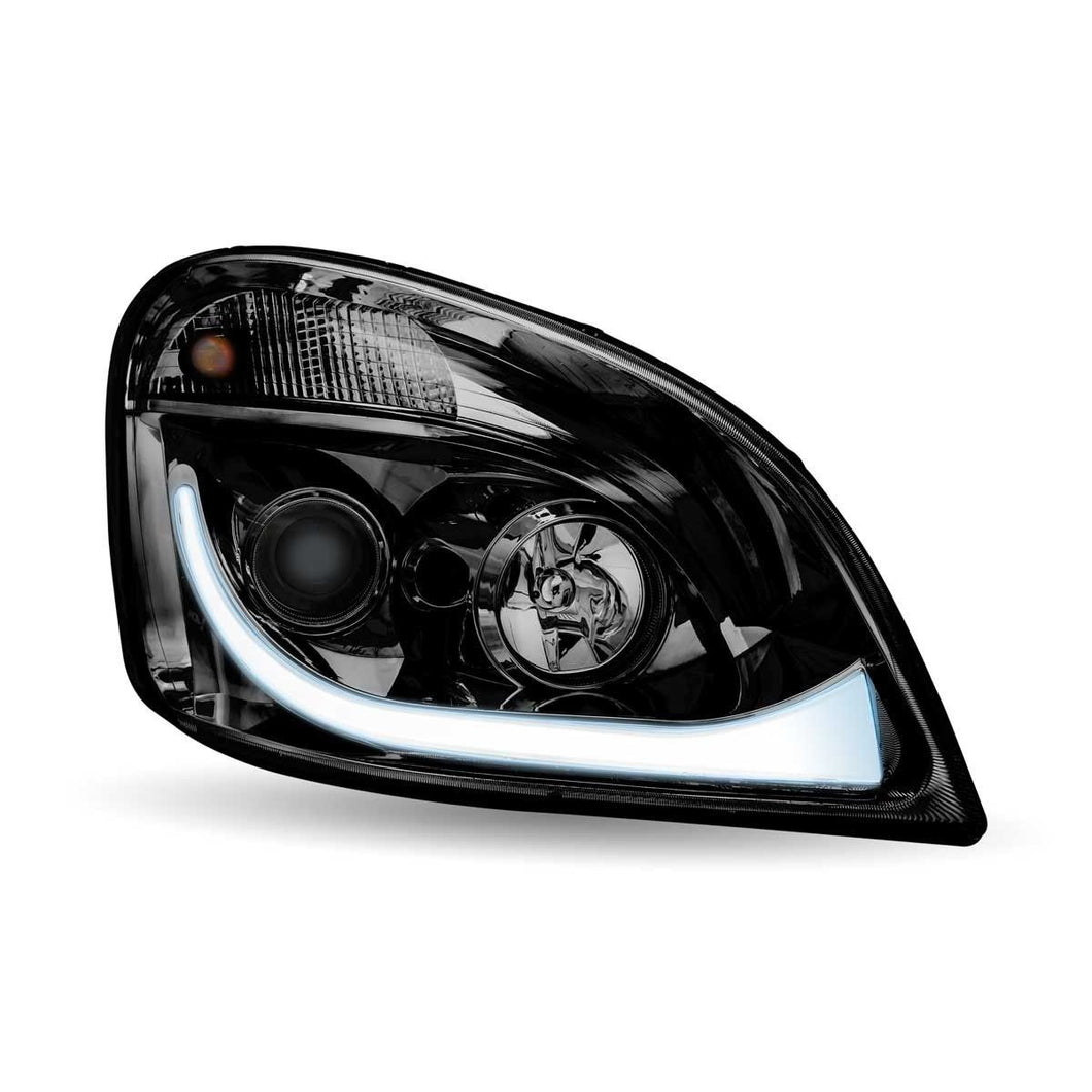 Trux Accessories TLED-H69 Freightliner Cascadia Raven LED Projector Headlight RH