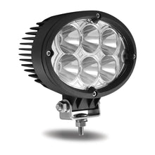 "Load image into Gallery viewer, Trux Accessories TLED-U9 6"" Universal Oval LED Spot Work Lamp 5400 Lumens"