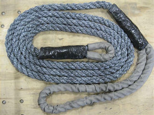 "Champion 38825 Tow Rope 25,000 Pound 1-1/2"" Diameter 20 Foot Long Loop Sling"