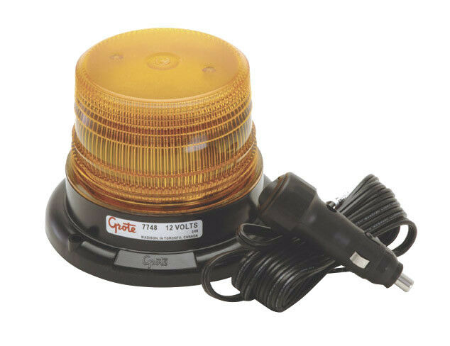 Grote 77483 EMERGENCY LIGHTING YELLOW MI