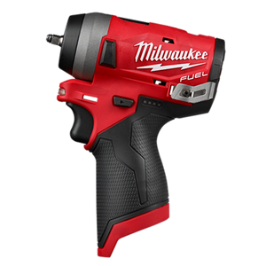 "Milwaukee MLW2599-22 M12 Stubby Cordless 1/4""&3/8"" Impact Wrench Kit"