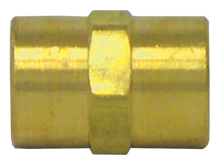 "Load image into Gallery viewer, Tectran 103-B 1/4"" Brass Coupling"
