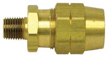 Load image into Gallery viewer, Tectran 107 Coupler, 3/8X1/2 Com. Brass