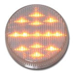 "Load image into Gallery viewer, Grand General 79317 2.5""Led Amber Marker Light"