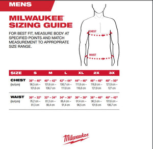 Milwaukee MLW201G-21L MILWAUKEE M12 HEATED JACKET KIT - GRAY