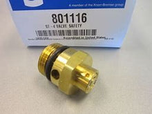 Load image into Gallery viewer, Bendix 801116 ST4 Saftey Valve