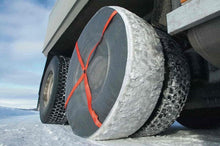 Load image into Gallery viewer, Autosock AS698 Traction Wheel and Tire Cover For Ice & Snow Easy Install