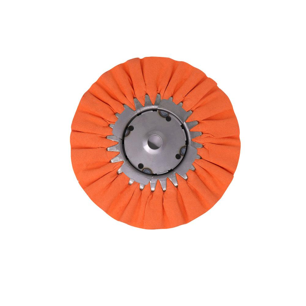 Renegade FAW9X3X5/8N2-16P86OT Orange Airway Buffing Wheel