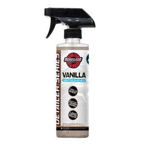 Renegade MK-Alum+Vanilla   New Renegade Products USA Aluminum Polishing Complete Mini Kit with Buffing Wheels, Buffing Compounds, Safety Flange, and Rebel Pro Red Polish (Vanill