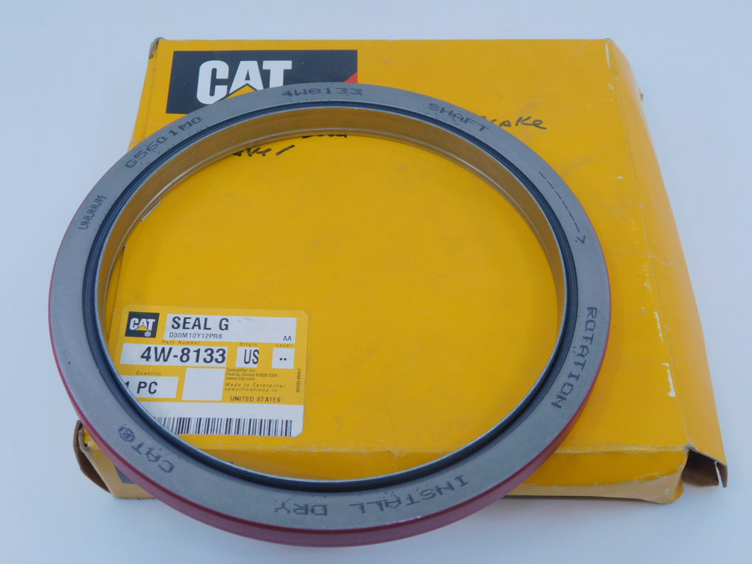 CATERPILLAR 4W-8133 OEM NOS SEAL CAT 4W8133