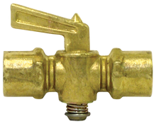 "Load image into Gallery viewer, Tectran 2103-B ""FEMALE.PIPE SHUTOFF 1/4"""""