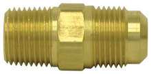"Load image into Gallery viewer, Tectran 49-10C 90 Male Brass Elbow  5/8""Tube-3/8""Thread"