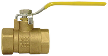 "Load image into Gallery viewer, Tectran 2005-6 3/8"" Brass Ball Valve"